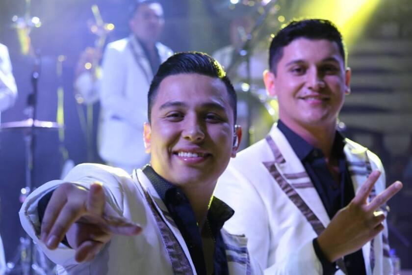 El cantante Esaúl García le ha dado nuevos bríos a La Arrolladora Banda El Limón.