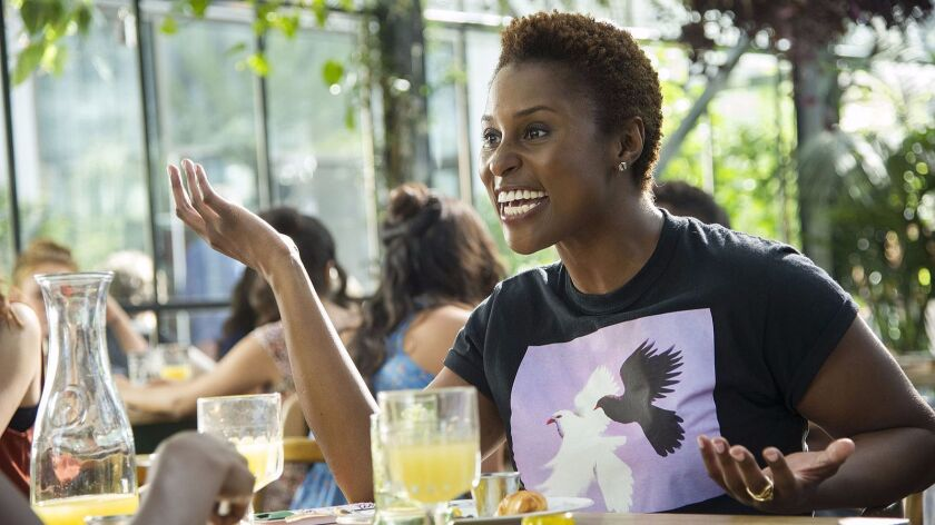 "Issa Rae as Issa Dee in HBO's ""Insecure."""