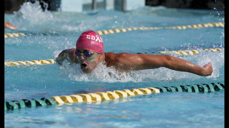 Photo Gallery: Edison vs. Huntington Beach in swimming