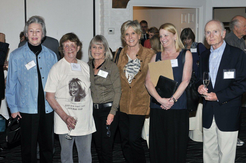 RSF Democratic Club hosts Supervisor Dave Roberts