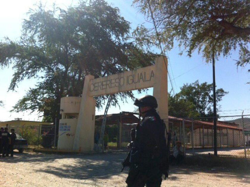 Mexico prison attack