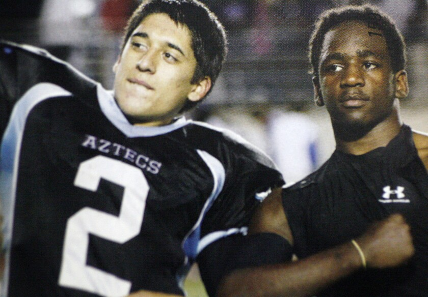 Officers who shot Pasadena youth identified
