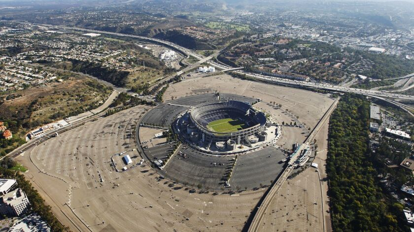 The city plans to start formal negotiations to sell 132 acres of the Mission Valley stadium site to SDSU.