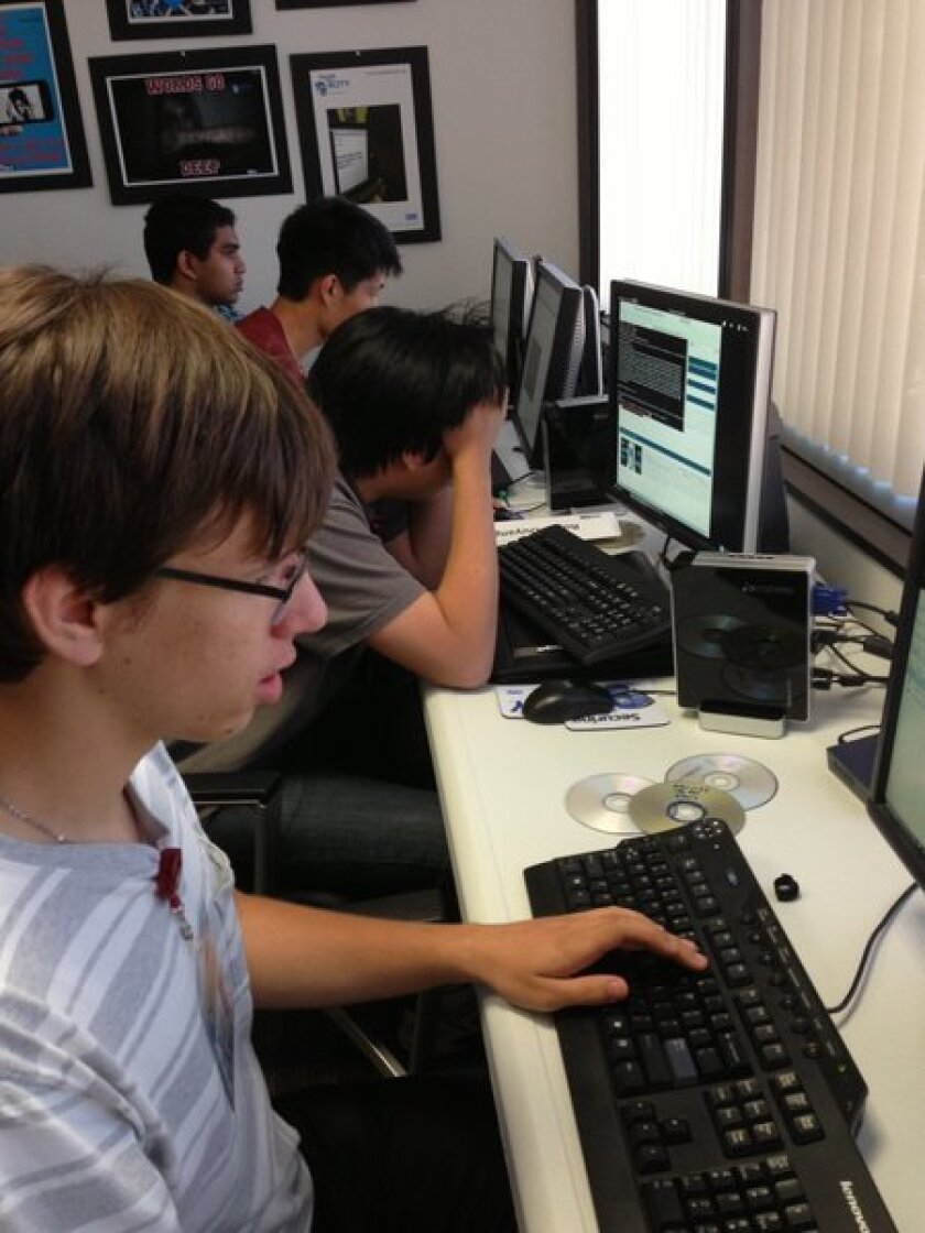Students from San Diego's Westview High School won a cybersecurity competition this year. As a reward, they are learning new skills and hearing from industry experts at the Securing Our eCity's Cyber Boot Camp this week in San Diego.