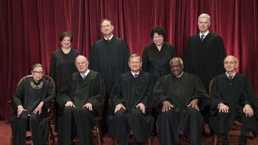The justices of the U.S. Supreme Court have announced the final decisions of their term and have adjourned for the summer.