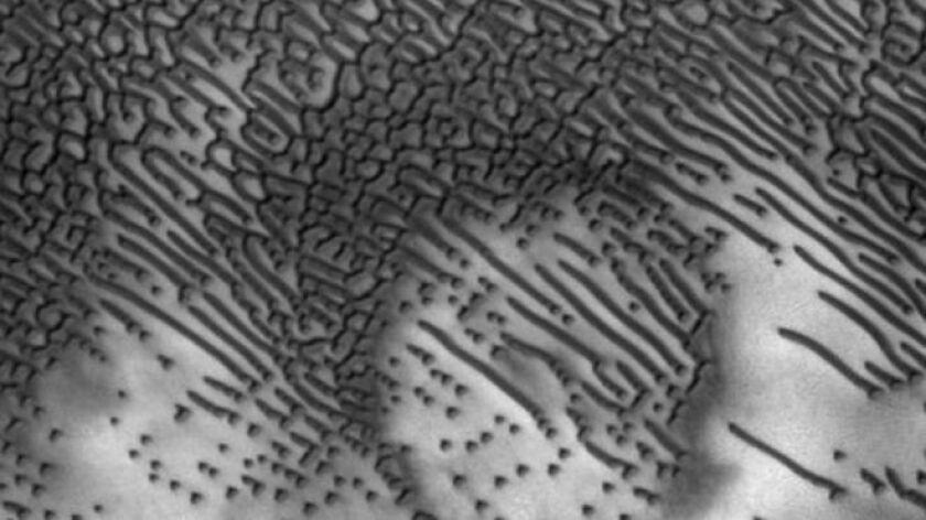 No es la primera vez que se observa la región pero las imágenes recientes muestran más detalles en alta resolución.