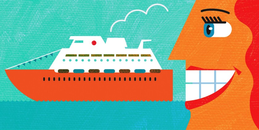 About 24 million people are expected to take a cruise in 2016.