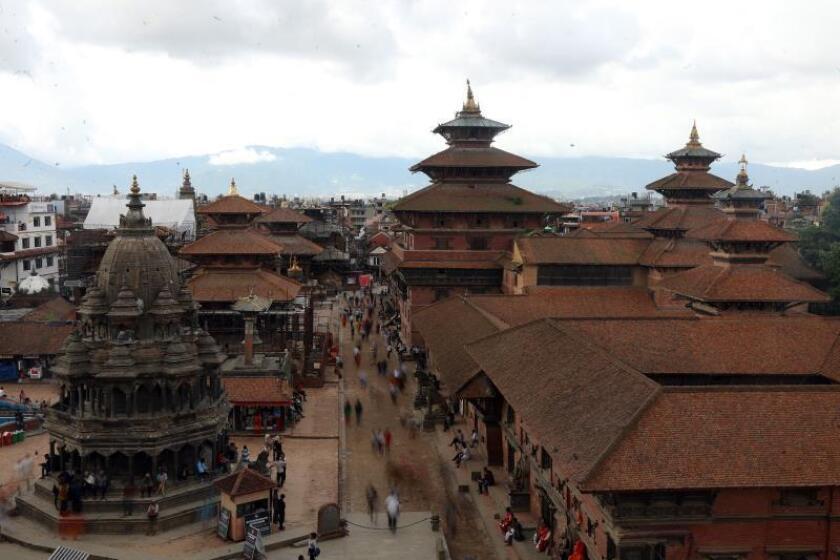 EFE/EPA/Hemanta Shrestha