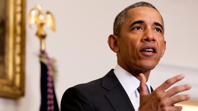 President Obama on Iran