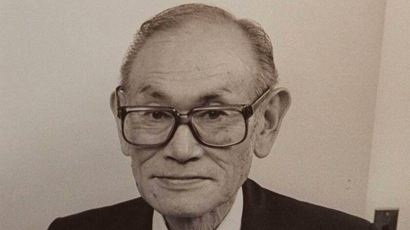 Fred Korematsu.