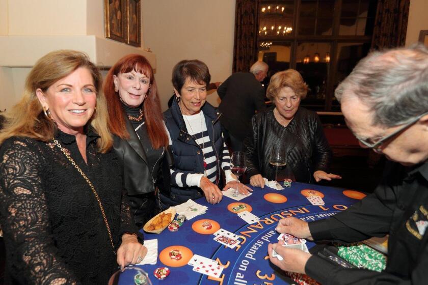Marta Firestone, Dana Falk, Judy Arendsee, Renee Michelson
