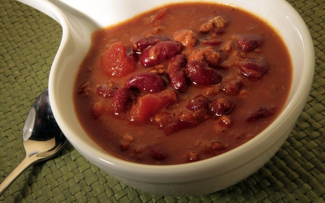 Gelson's turkey chili