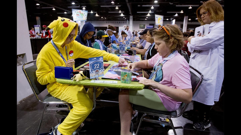 Photo Gallery:  2017 Pokemon World Championships