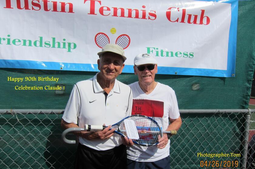 Tustin Tennis Club