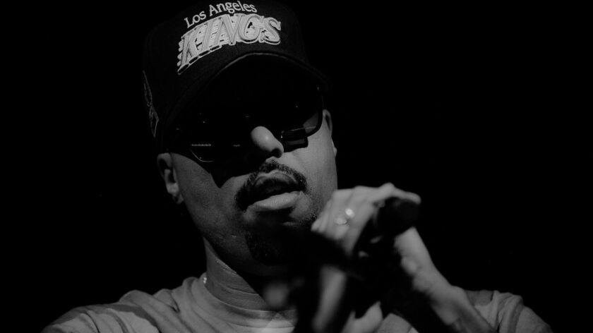 After a decade of rapping, Dom Kennedy maintains an