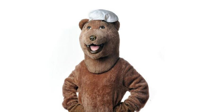 Chef Bear is founder of Cow by Bear.