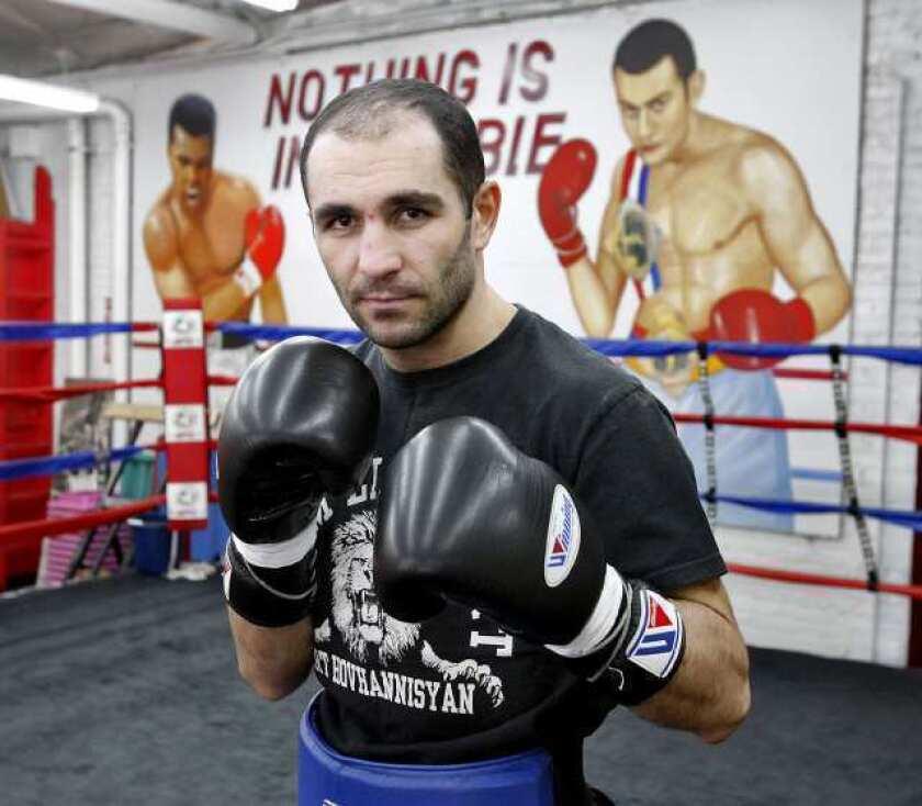 Art Hovhannisyan headlines 'Shobox'