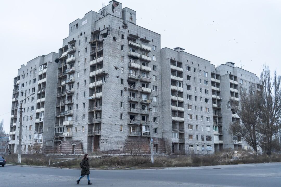 Avdiivka, Ukraine