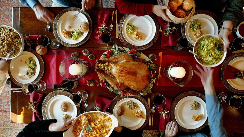 Partisan enmity cost Americans nearly 74 million hours of time with family and friends on Thanksgiving Day in 2016, when the results of the contentious presidential election were still raw, according to a new study.