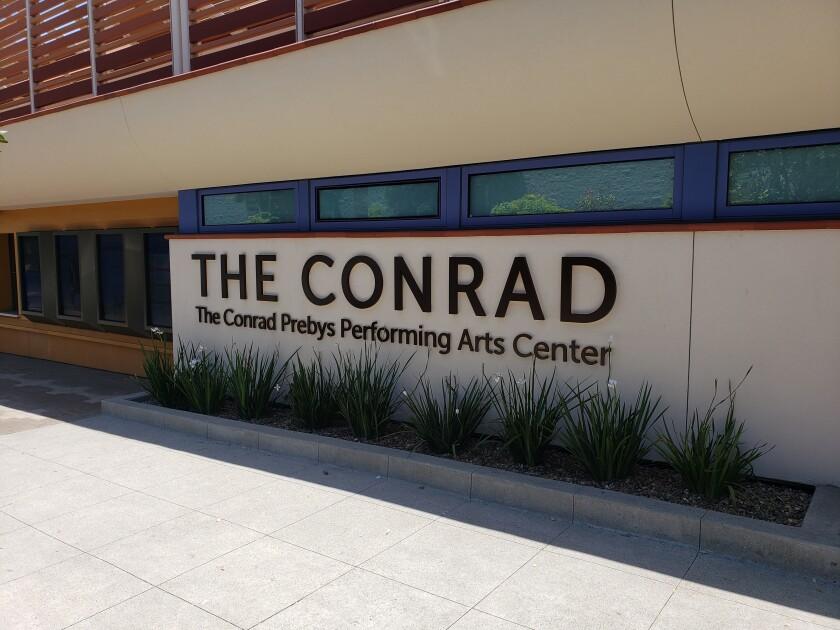 The Conrad Prebys Performing Arts Center is home to the La Jolla Music Society.