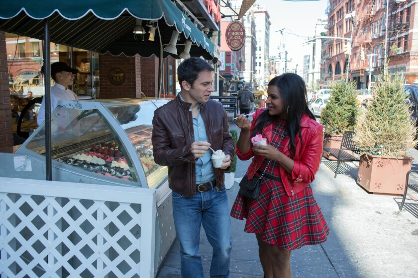 'The Mindy Porject' eyes a deal with Hulu