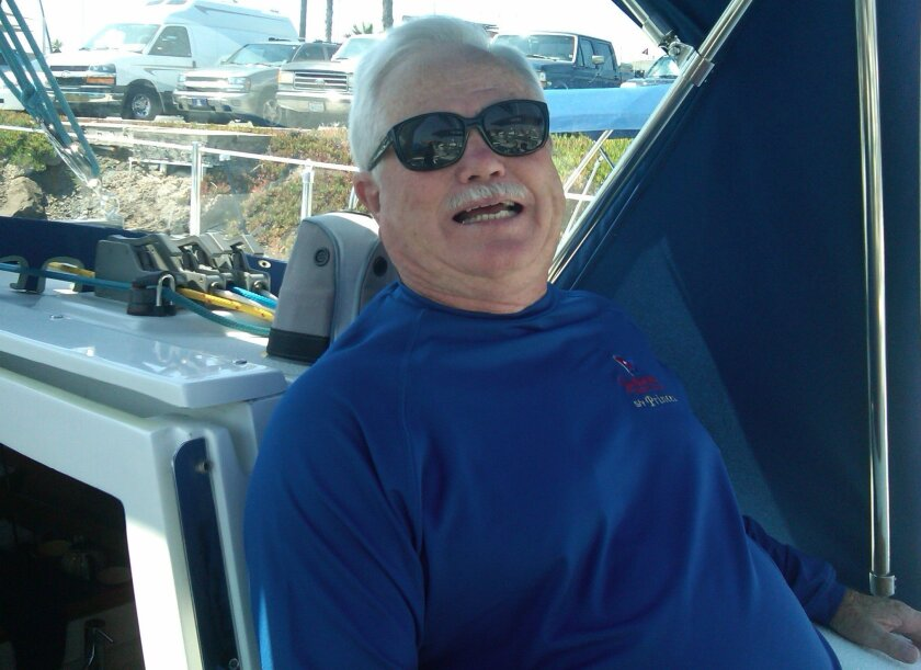 Richard Byhre, 76, is overdue returning to Shelter Island on his sailboat, Princess.