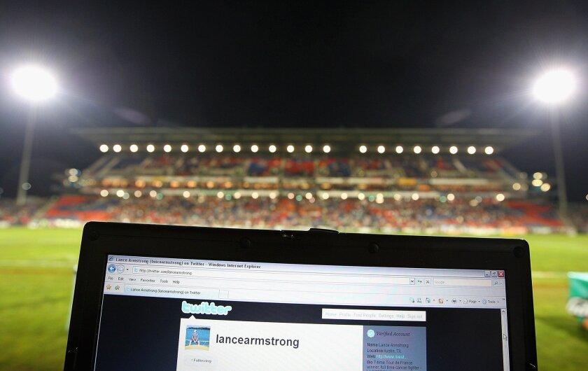 El 'micro-blogging' desde los partidos es una tendencia nueva.