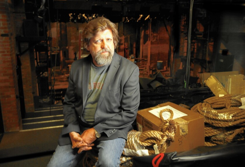 Oskar Eustis has served as the artistic director of the Public Theater in New York since 2005.