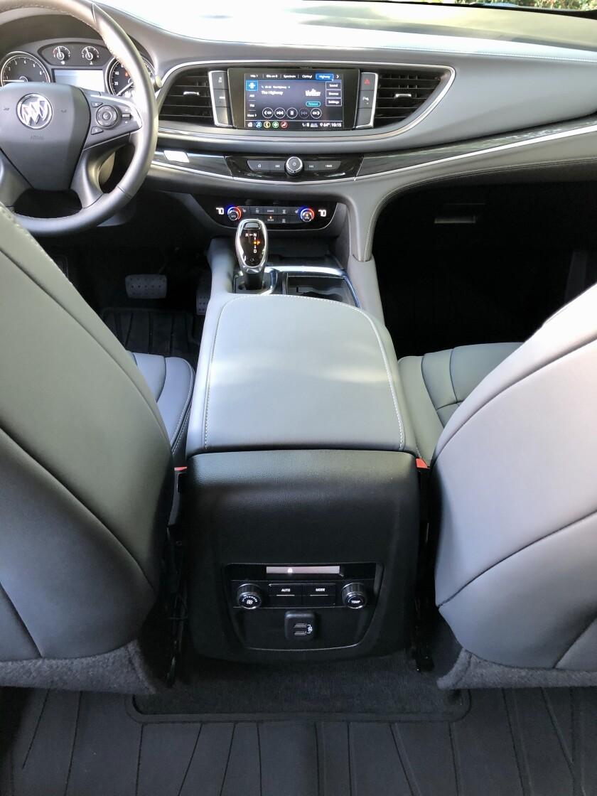 2020 Buick Enclave St Sport Touring Attitude Change