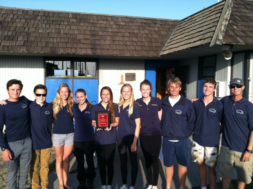 CdM, Newport Harbor sailing teams qualify to compete for Baker Trophy