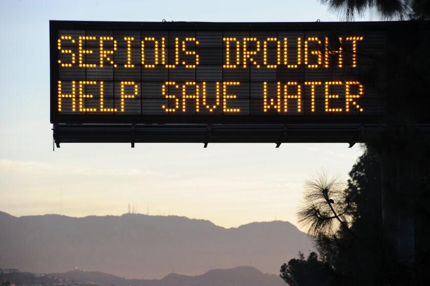 US-CALIFORNIA-WATER-DROUGHT