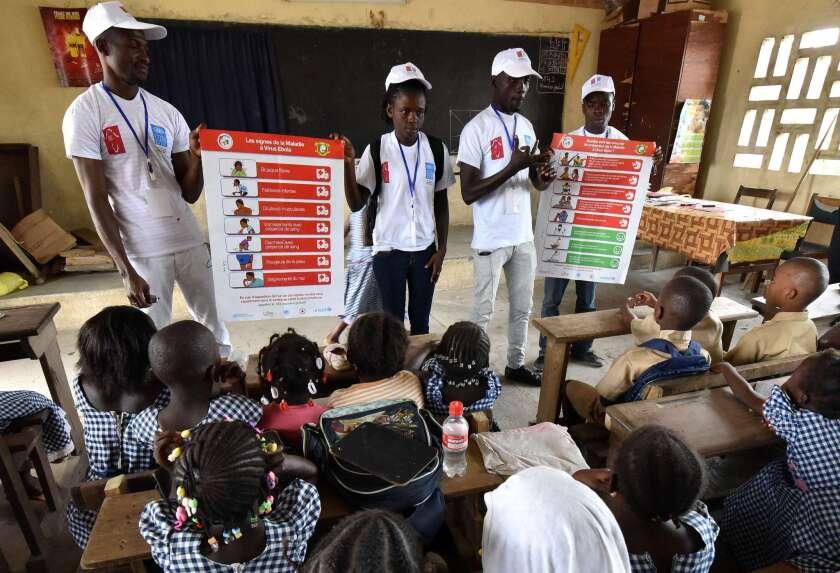 Ebola Ivory Coast