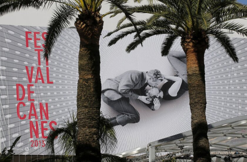 The 66th Cannes Film Festival begins on Wednesday, May 15.