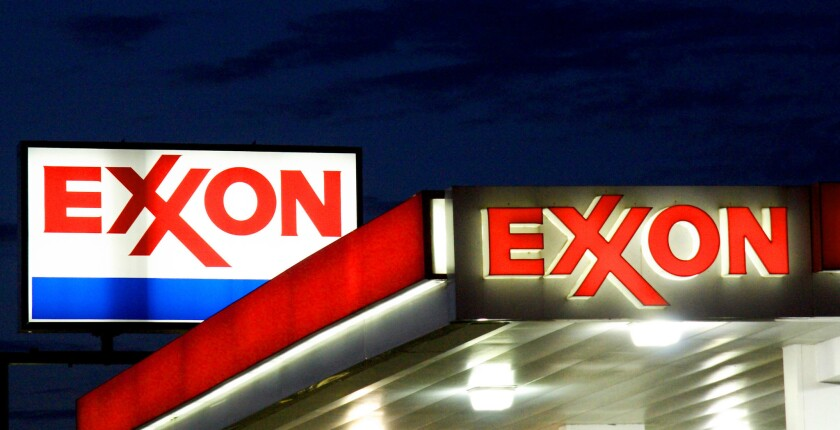 Officials are looking into whether Exxon Mobil Corp. misled investors and the public about climate change risks.