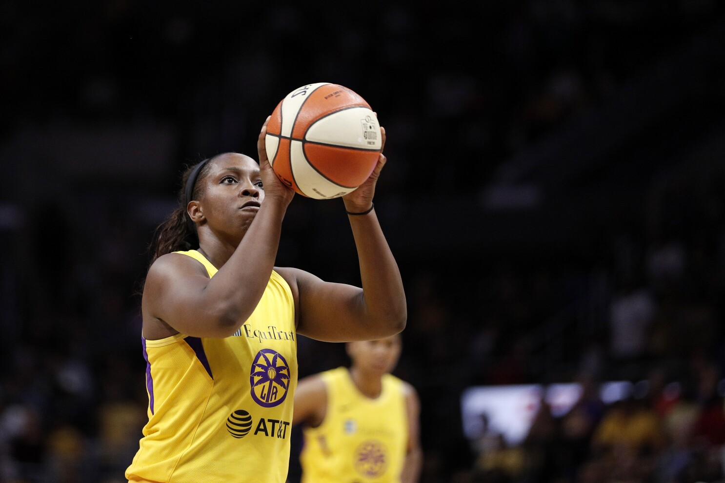Sparks fall to Sky for second consecutive loss
