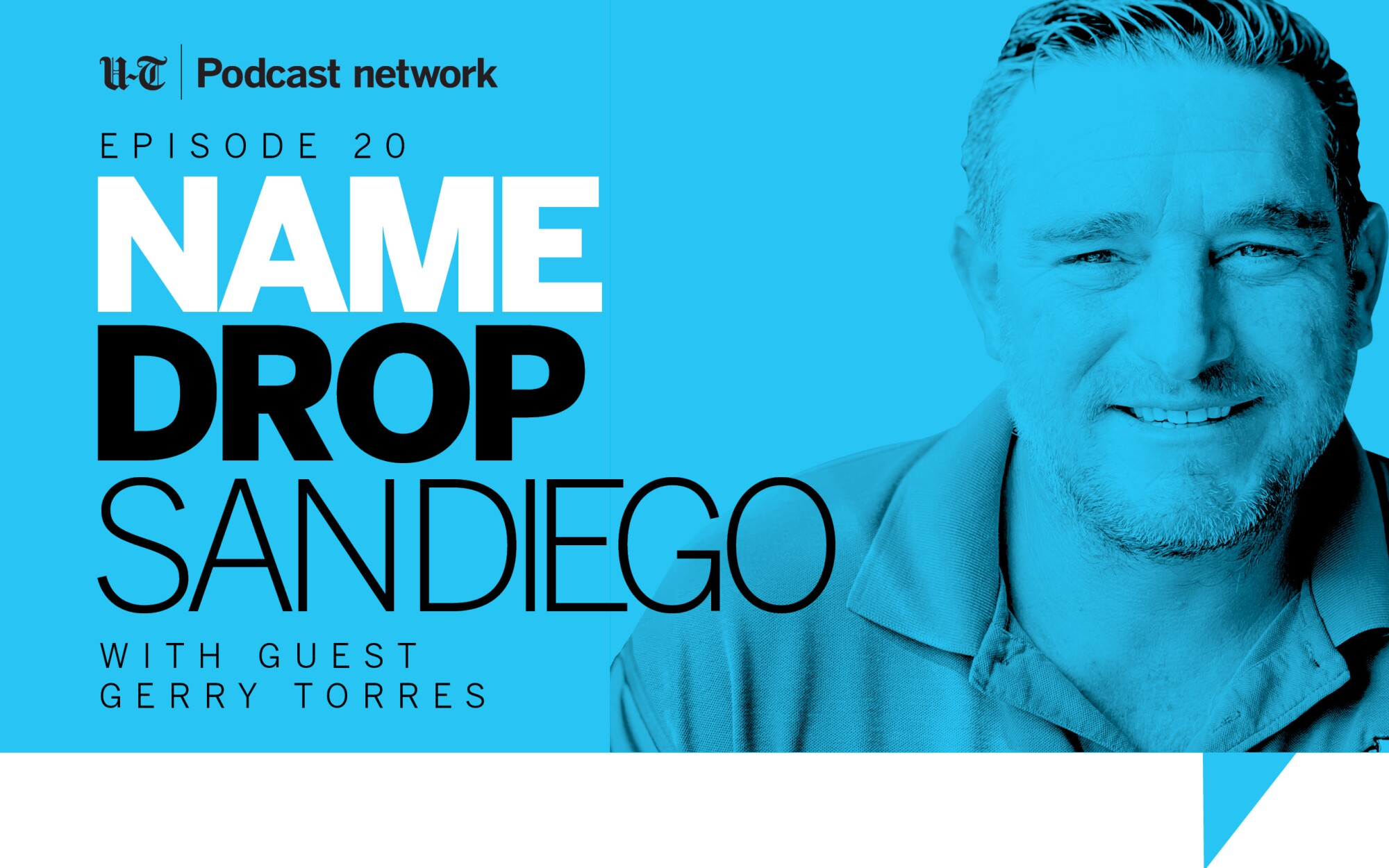 Gerry Torres on Name Drop San Diego