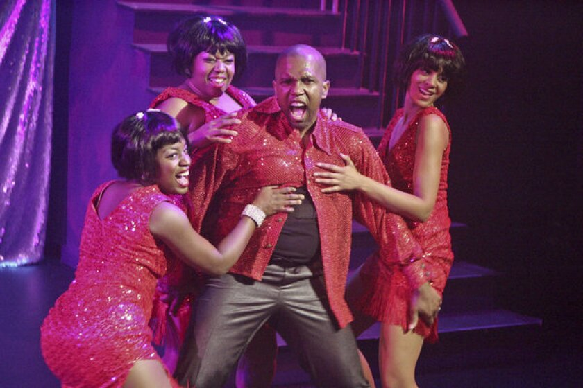 Review: 'Dreamgirls' delivers at the MET Theatre