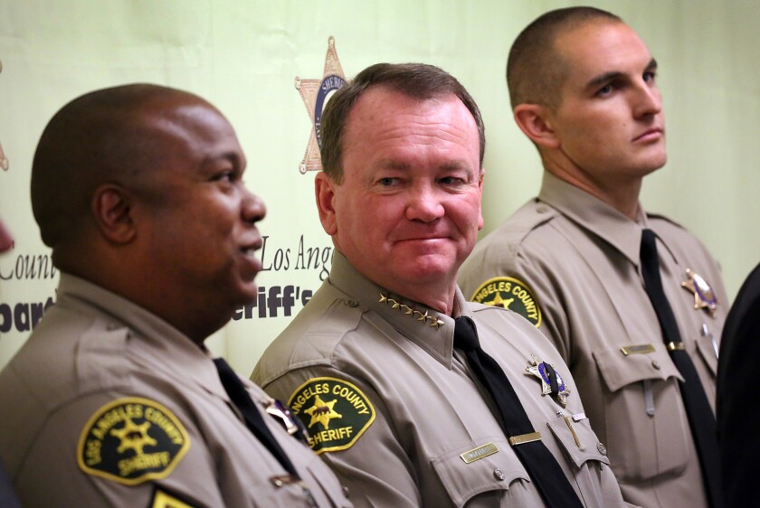 L A  County sheriff's deputies describe finding baby buried alive in