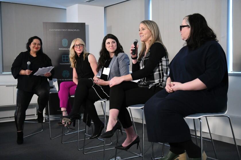 Jaguar Land Rover Hosts International Women's Day Panel