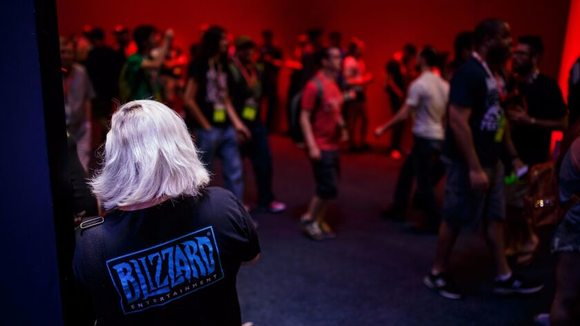 The E3 gaming conference included more than 2,000 products showcased by 293 exhibitors, according to