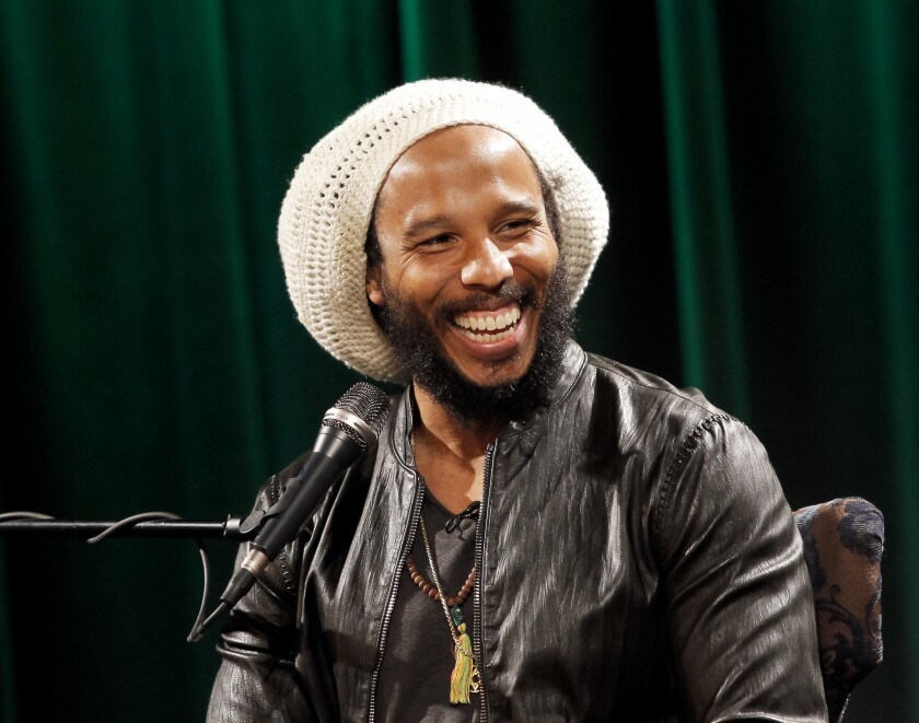 Ziggy Marley will be among the performers at homeless charity event at Rose Bowl on Saturday.
