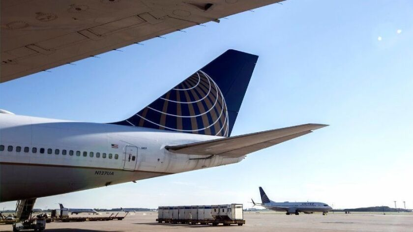 Chicago-based United Airlines reported profit and revenue that beat analysts' predictions on Jan. 15, 2019, though it cited higher fuel and labor costs as a drag on revenue.