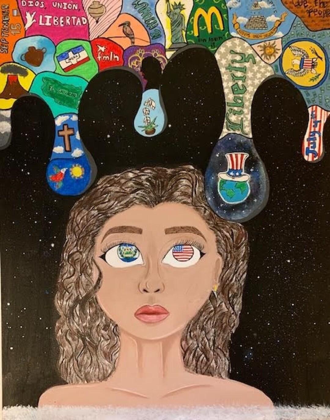 Daniela Olmedo artwork