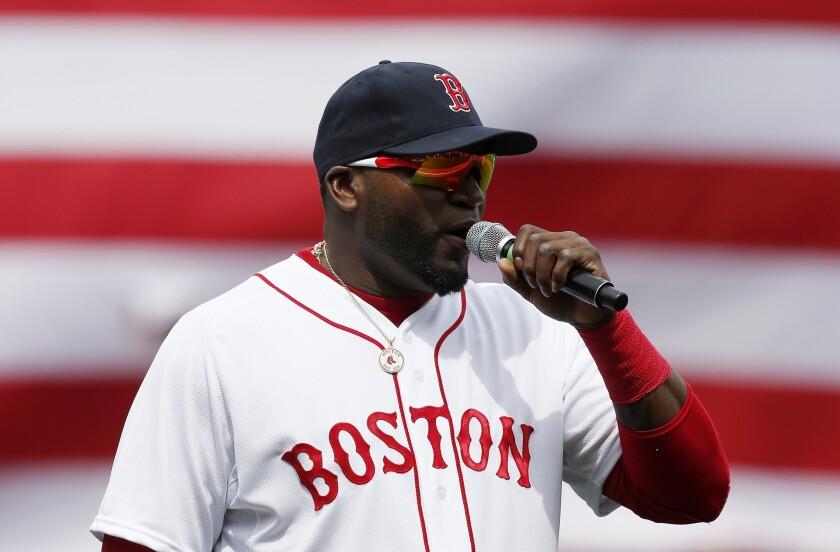 Hush the FCC fuss -- David Ortiz's expletive didn't go out over Boston airwaves