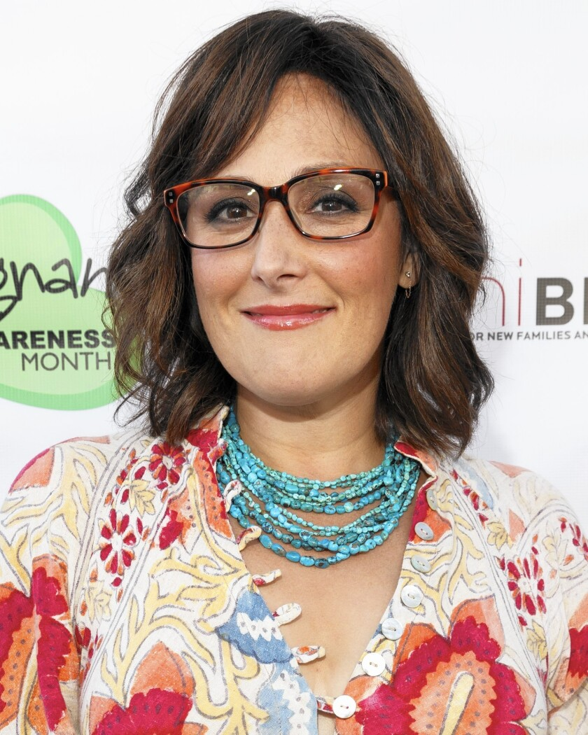 Actress Ricki Lake revealed Wednesday on social media that she's suffered from hair loss for almost 30 years.