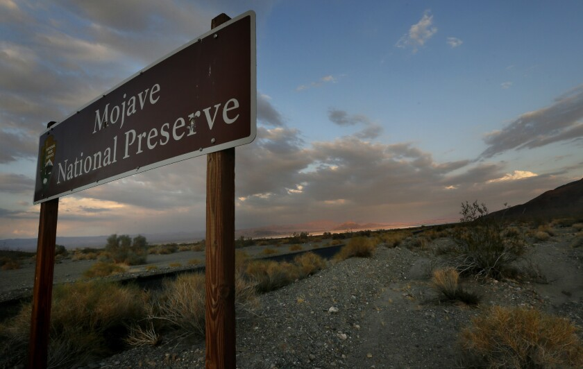A proposed solar project near the Mojave Natioal Preserve has environmentalists concerned.