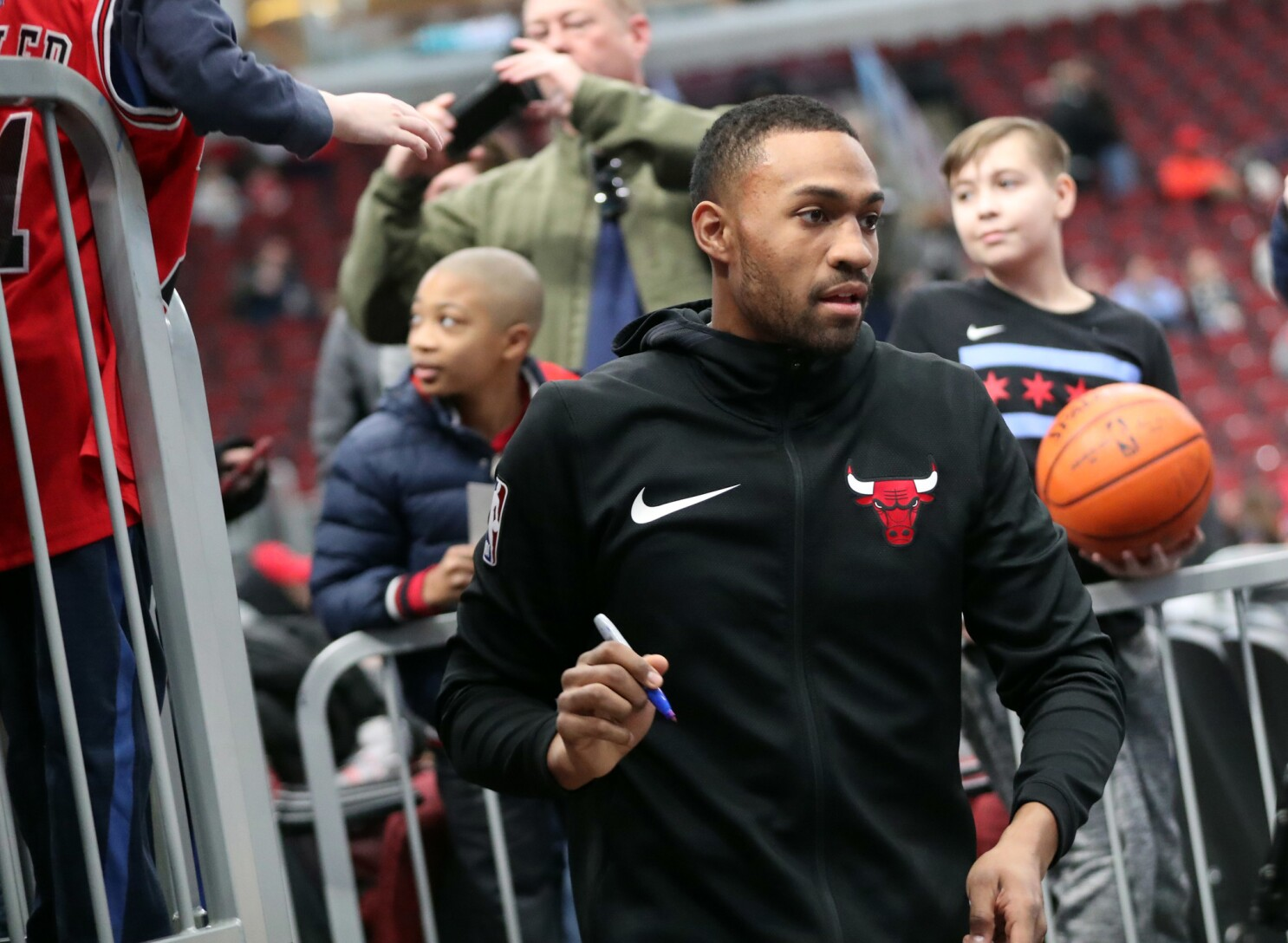 f2d0784acd7 Bulls trade Jabari Parker and Bobby Portis to the Wizards - The San Diego  Union-Tribune