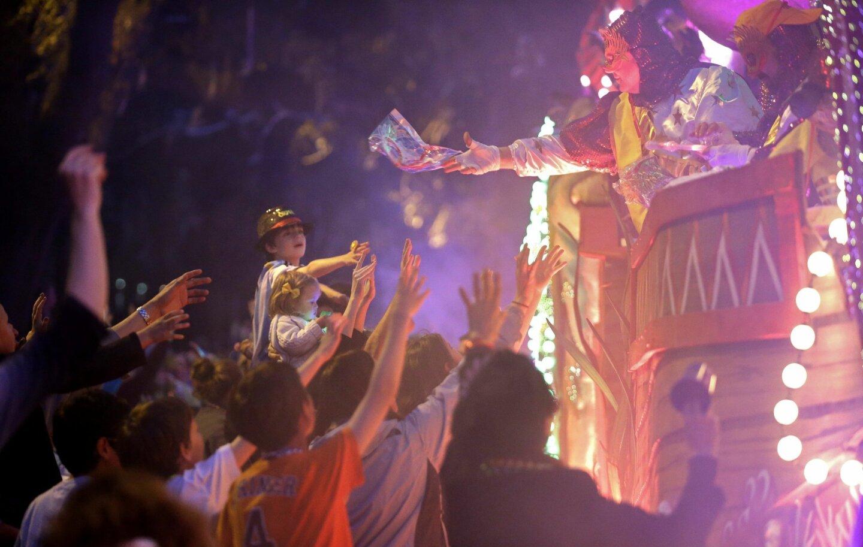 Martes de carnaval en el mundo