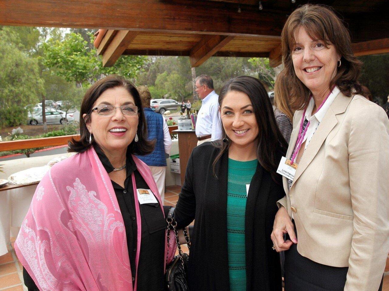 Sheryl Bohlander, Diana Goodman, Linda Fogerson