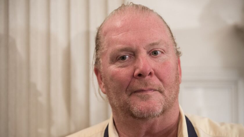 Celebrity chef Mario Batali has been accused by multiple women of sexual misconduct.